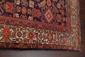 Pre-1900 Antique Vegetable Dye Malayer Persian Rug 5x12 image 9