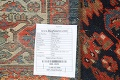 Pre-1900 Antique Vegetable Dye Malayer Persian Rug 5x12 image 17