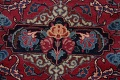 Antique Vegetable Dye Mood Persian Red Rug 11x15 image 8