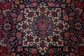 Antique Vegetable Dye Mood Persian Red Rug 11x15 image 10