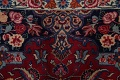 Antique Vegetable Dye Mood Persian Red Rug 11x15 image 11
