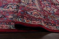 Antique Vegetable Dye Mood Persian Red Rug 11x15 image 12