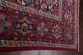 Antique Vegetable Dye Mood Persian Red Rug 11x15 image 14