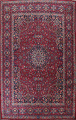 Antique Vegetable Dye Mood Persian Red Rug 11x15 image 1