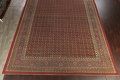 Antique Vegetable Dye Sultanabad Persian Rug 13x20 image 5