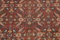 Antique Vegetable Dye Sultanabad Persian Rug 13x20 image 8