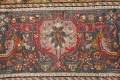 Antique Vegetable Dye Sultanabad Persian Rug 13x20 image 9