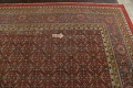 Antique Vegetable Dye Sultanabad Persian Rug 13x20 image 11