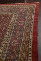 Antique Vegetable Dye Sultanabad Persian Rug 13x20 image 13