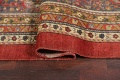 Antique Vegetable Dye Sultanabad Persian Rug 13x20 image 14
