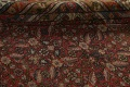 Antique Vegetable Dye Sultanabad Persian Rug 13x20 image 17