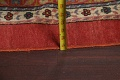 Antique Vegetable Dye Sultanabad Persian Rug 13x20 image 20