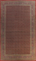 Antique Vegetable Dye Sultanabad Persian Rug 13x20 image 1