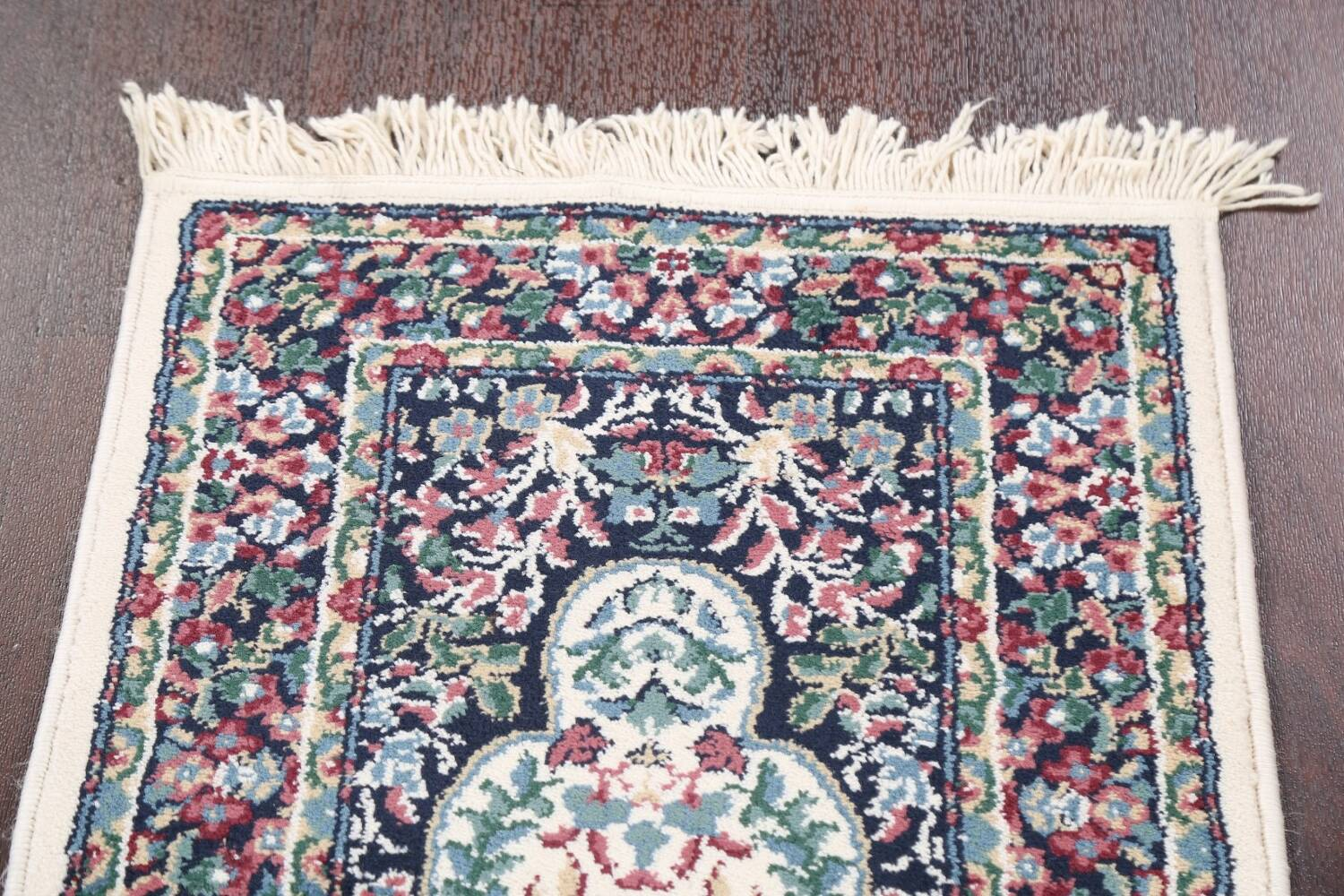 Floral Aubusson Runner Rug 2x8 image 11