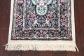 Floral Aubusson Runner Rug 2x8 image 5