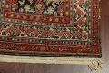 Pre-1900 Antique Vegetable Dye Malayer Persian Rug 3x13 image 6