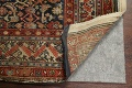 Pre-1900 Antique Vegetable Dye Malayer Persian Rug 3x13 image 7