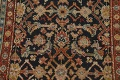 Pre-1900 Antique Vegetable Dye Malayer Persian Rug 3x13 image 8