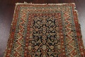 Pre-1900 Antique Vegetable Dye Malayer Persian Rug 3x13 image 11