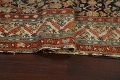 Pre-1900 Antique Vegetable Dye Malayer Persian Rug 3x13 image 13