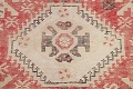 Antique Distressed Malayer Persian Runner Rug 4x12 image 8