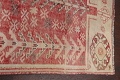 Antique Distressed Malayer Persian Runner Rug 4x12 image 10