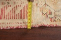 Antique Distressed Malayer Persian Runner Rug 4x12 image 16