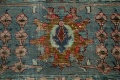 Antique Over-Dyed Tabriz Persian Area Rug 9x12 image 10
