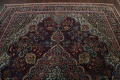 Over-Dyed Tabriz Persian Area Rug 10x13 image 9