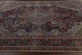 Over-Dyed Tabriz Persian Area Rug 10x13 image 12