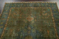 Antique Over-Dyed Tabriz Persian Area Rug 6x10 image 10