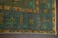 Antique Over-Dyed Tabriz Persian Area Rug 6x10 image 11