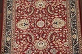 Vegetable Dye Aubusson Hand-Knotted Area Rug 4x6 image 4