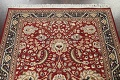 Vegetable Dye Aubusson Hand-Knotted Area Rug 4x6 image 9