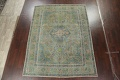 Antique Over-Dyed Tabriz Persian Area Rug 8x11 image 2