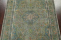 Antique Over-Dyed Tabriz Persian Area Rug 8x11 image 3