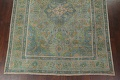 Antique Over-Dyed Tabriz Persian Area Rug 8x11 image 5