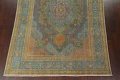 Antique Over-Dyed Tabriz Persian Area Rug 7x11 image 5