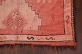 Antique Moroccan Wool Area Rug 5x12 image 6