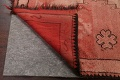 Antique Moroccan Wool Area Rug 5x12 image 7