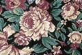 Floral Aubusson Round Area Rug 8x8 image 8