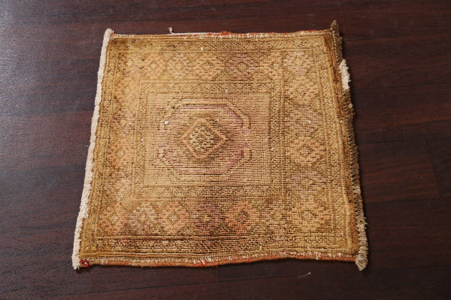 Square Balouch Persian Wool Rug 2x2 image 5
