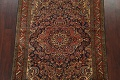 Antique Vegetable Dye Malayer Persian Area Rug 5x6 image 3