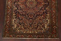 Antique Vegetable Dye Malayer Persian Area Rug 5x6 image 5