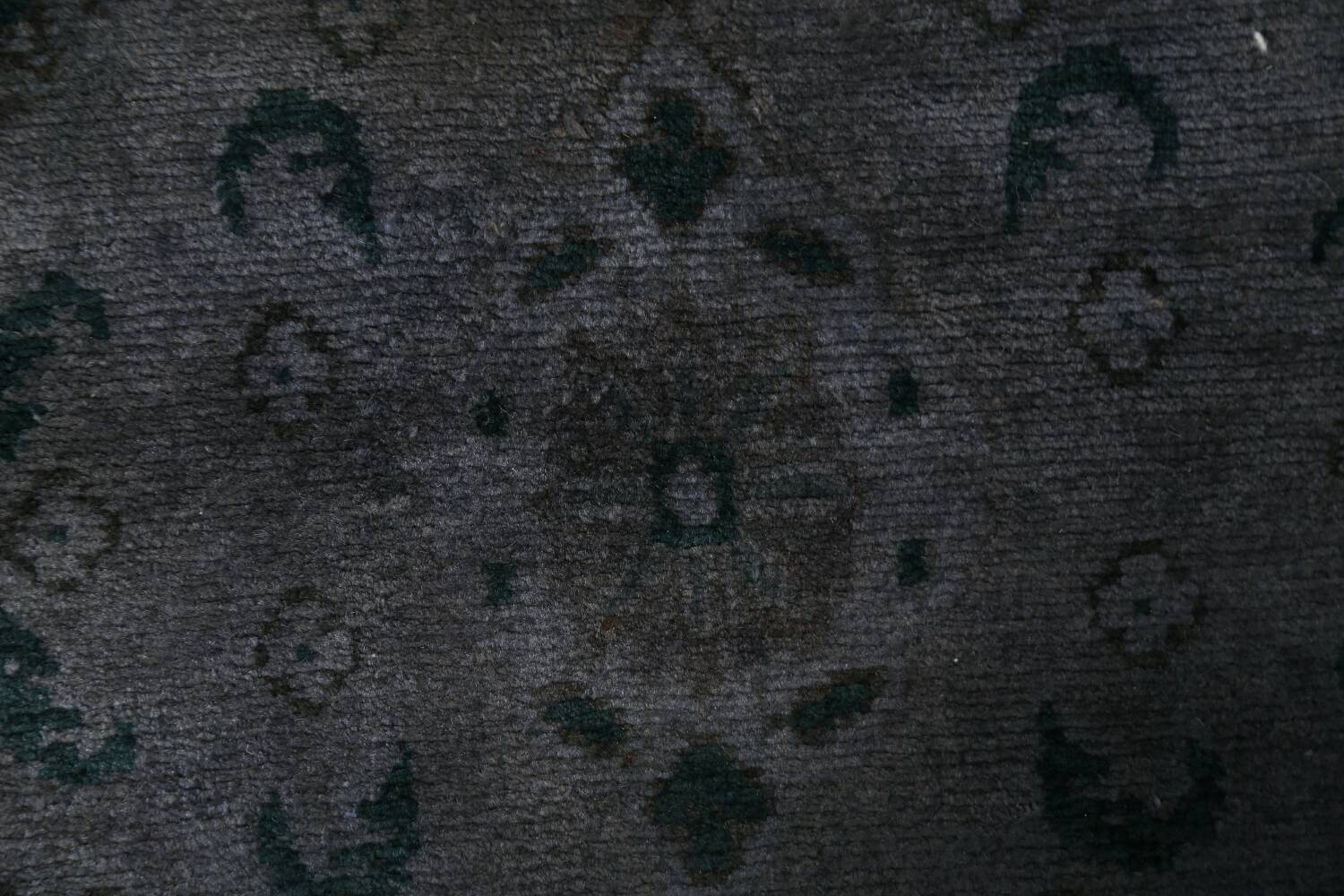 Over-Dyed Wool Tabriz Persian Rug 3x5 image 8