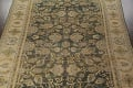 Pre-1900 Antique Vegetable Dye Sultanabad Persian Rug 12x16 image 3