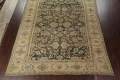 Pre-1900 Antique Vegetable Dye Sultanabad Persian Rug 12x16 image 5