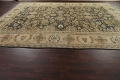 Pre-1900 Antique Vegetable Dye Sultanabad Persian Rug 12x16 image 15
