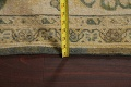 Pre-1900 Antique Vegetable Dye Sultanabad Persian Rug 12x16 image 20