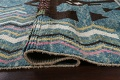 Wool Moroccan Abstract Area Rug 8x11 image 12
